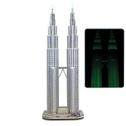 Twin Towers Model