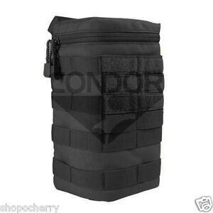 New-Black-Condor-MA74-MOLLE-Lens-Pouch-Modular-Belt-Bag-Digital-Camera