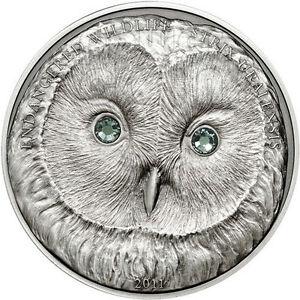 Silver Coin Wildlife Protection Campbell Dwarf Hamster