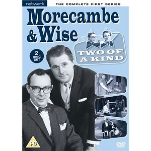 Morecambe And Wise - Two Of A Kind: Series 1 - DVD NEW (2 Disks)