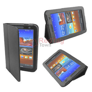 Folio-Stand-PU-Leather-Case-Cover-For-Samsung-Galaxy-Tab-2-7-0-inch-Tablet-P3100
