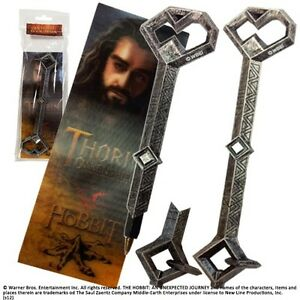 The-Hobbit-Thorin-Oakenshields-Key-Pen-and-Paper-Bookmark-The-Hobbit-Gift