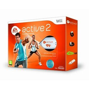 WII EA SPORTS - ACTIVE 2  / NEUWARE !!! **