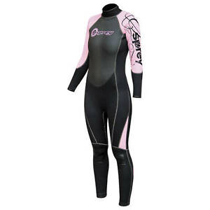 OSPREY OSX LADIES WOMENS FULL LENGTH WETSUIT bodyboarding kayaking diving jetski