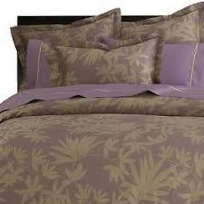 Crate & And Barrel Aziza-two (2) King Shams- In Pkg.- Great Colors