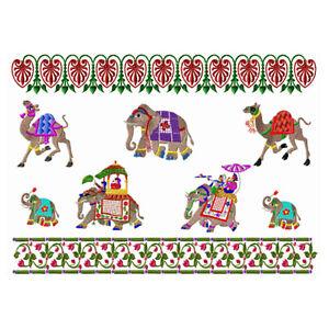 Caravan Machine Embroidery Designs