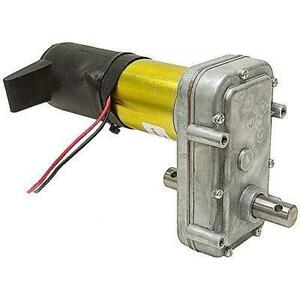 6 rpm 12 volt dc high torque inline gearmotor 5 1748 ebay for Rpm motors lincoln ne