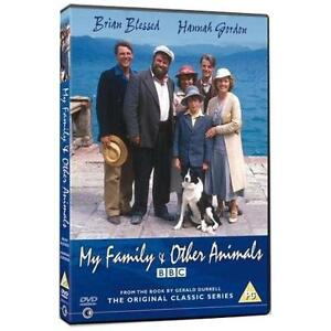 My Family And Other Animals - DVD NEW SEALED - Brian Blessed