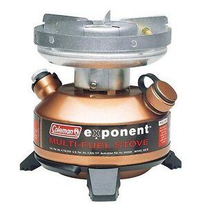 Coleman-Exponent-Multi-Fuel-Stove