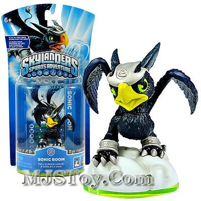 Hot Skylanders Spyro's Adventure Action Figure Sonic Boom Skylander Rare