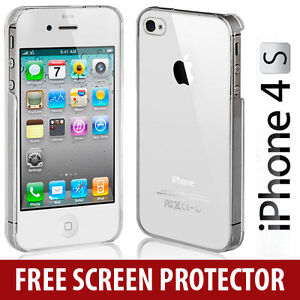 NEW-STYLISH-ULTRA-THIN-CRYSTAL-CLEAR-CASE-COVER-GUARD-FOR-APPLE-IPHONE-4-4S