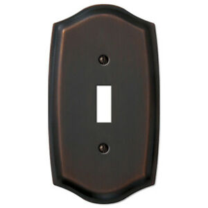Switchplate Outlet Light Switch Wall Plates Classic Metal