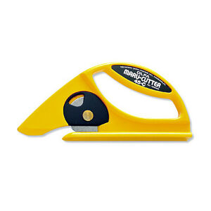 OLFA-45-C-Rotary-Cutter-for-cutting-linoleum-carpet-shrink-wrap-nylon