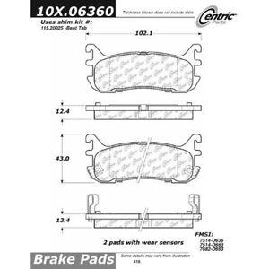 Brand new Axxis ULT brake pads Mazda 5 miata Rear