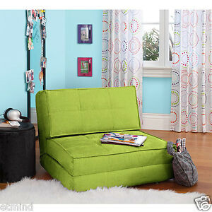 your-zone-Flip-Chair-Out-Convertible-Sleeper-Bed-Couch-Lounger-Sofa-Adjustable