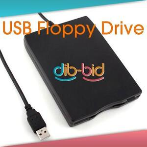 USB External Portable 1.44 MB Floppy Disk Drive FDD