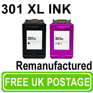 Remanufactured Ink Cartridges Replace For Printer HP 300 XL 301 XL 901 XL