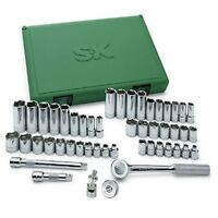 s-k jeu de douilles sk socket set 94549 3/8 49 mcx like Snap-on