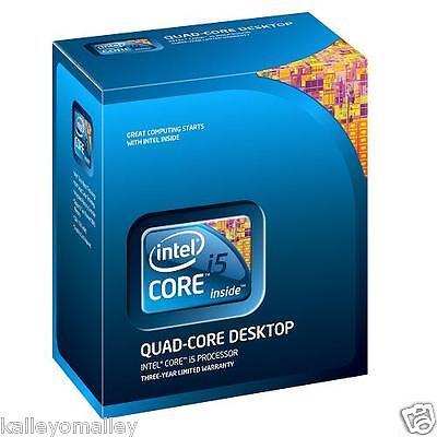 Intel Bx80616i5670 Slblt Core I5-670 Processor 4m Cache, 3.46 Ghz Retail Box