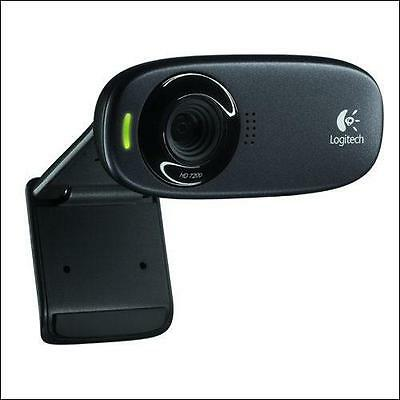 N Logitech HD Webcam C310 720p Video 5 MP Photos on Rummage