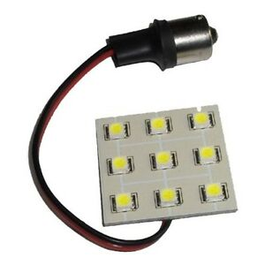 1x Ba15s Single Contact Led Bulb Replacement For 1141 1156 Rv Interior Light Ebay