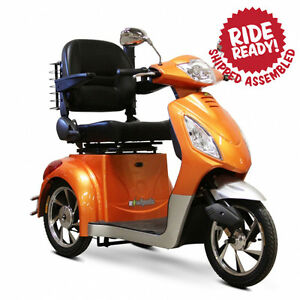 E wheels ew 36 electric senior mobility scooter fast for Motorized scooters for seniors
