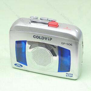 Portable-506-Tape-Player-Cassette-Sound-Voice-Recorder