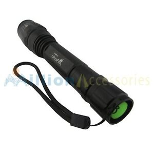 New Ultrafire 1600 Lumen 5 mode CREE XM-L T6 LED  Flashlight USA Super Fast Ship