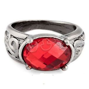 Fullmetal Alchemist Ring Philosopher Stone Ring Edward ...
