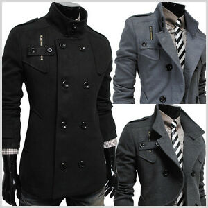 MAK-Mens-double-breasted-high-neck-wool-coat-jacket
