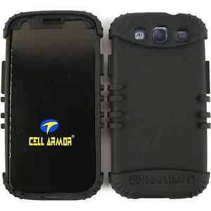 PART-1-Hybrid-Silicone-Rubber-Cover-Case-for-AT-T-Samsung-Galaxy-S3-i747-Black