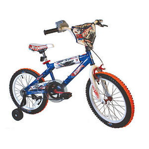 Dynacraft 18 inch Bike - Boys - Hot Wheels