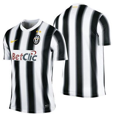 NEW~NIKE JUVENTUS Italy Futbol 2011/12 Soccer Shirt Football Jersey~Men Sz Med