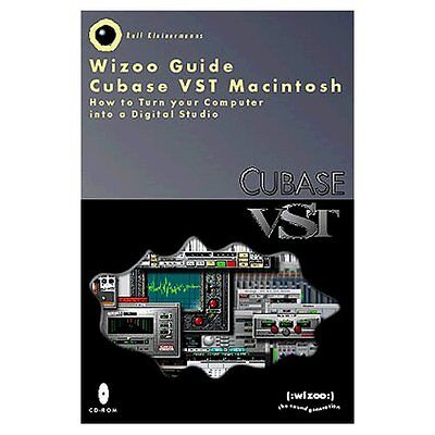 Wizoo Guide To Cubase Vst Macintosh By Ralf Kleinermanns (book-2000) Brand
