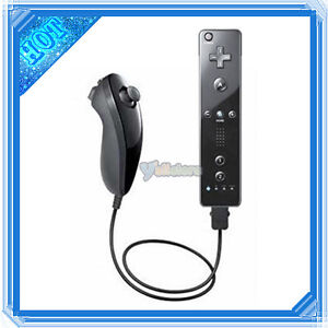 Remote-and-Nunchuck-Controller-for-Nintendo-Wii-Case-Black