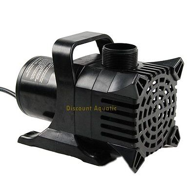 2700 GPH Submersible Aquarium Fish Pond Fountain ...