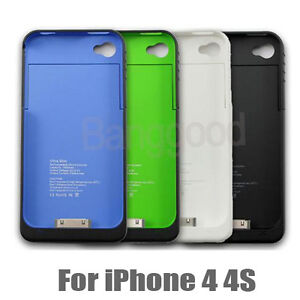 1900mAh-External-Backup-Battery-Charger-Case-Cover-For-Apple-iPhone-4-4S-4G-NEW