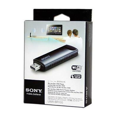 Sony Uwa-br100 Wi-fi Network Adapter Usb Uwabr100