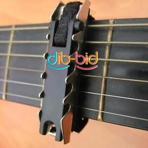 Flat-Change-Clamp-Key-Capo-4-Electric-Acoustic-Guitar