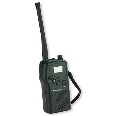 Dakota Alert M538-ht Murs 2-way Handheld Radio. Factory Sealed