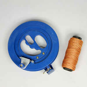 Professional-Kite-Reel-Winder-Ballbearing-Lockable-120M-Line-String-LC203