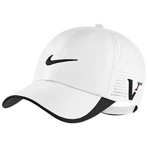 NWT-Nike-Tour-Perforated-20X1-Golf-Adjustable-Cap-Hat-White-MSRP-24
