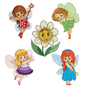 Fairy-Land-Machine-Embroidery-Designs-SET-4-x4-hoop-5-designs