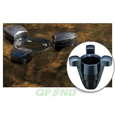 Jebao Sk40 Floating Pond Skimmer W/ 790gph Built In Pump 70 Watt Up To 500 Sqft