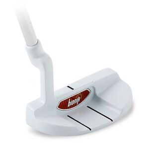 35 NEW WHITE HOT MADE GHOST PUTTER GOLF CLUB TAYLOR FIT
