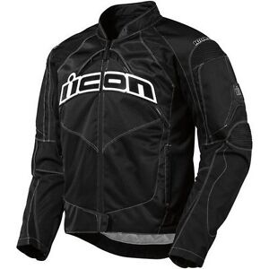 Icon Contra Mens Textile Motorcycle Jacket