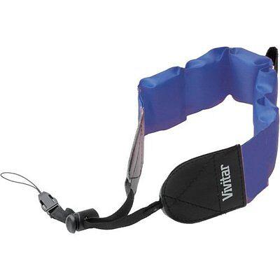 Blue Vivitar Floating Foam Strap For Casio Exilim Ex-g1
