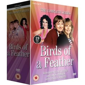 Birds-Of-A-Feather-The-Complete-Series-1-9-DVD-NEW-SEALED-Every-episode-ever