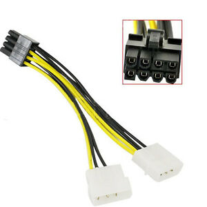 Molex to 8 pin