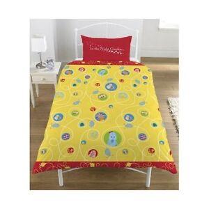 In-The-Night-Garden-Duvet-Pillow-Case-Set-Official-Bedding-New-Sealed-Packing